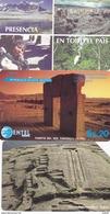 3 Phonecards Bolivia (2)
