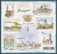 """Bloc-feuillet F4538 - """"Capitales Européennes - Budapest"""" - 2011 - Blocs & Feuillets"""