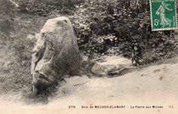 CPA BOIS DE MEUDON-CLAMART - LA PIERRE AUX MOINES - Meudon