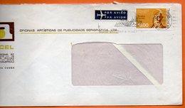 PORTUGAL TEXIERA GOMES 1980 Lettre Entière 110x220 N° DD 616 - 1910-... République