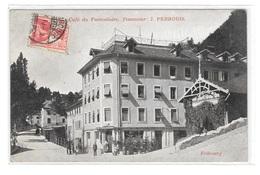 (13111-00) Suisse - Fribourg - Café Du Funiculaire - Tenancier J PERROUD - FR Fribourg