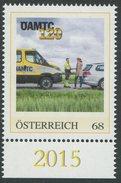 ÖSTERREICH / Personalisierte Marke 120 Jahre ÖAMTC / Postfrisch / ** / MNH