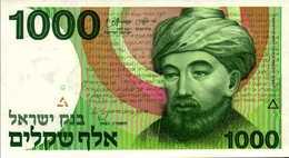 ISRAEL 1000  SHEQALIM De 1983  Pick 49  UNC/NEUF - Israel