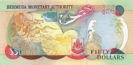 BERMUDA P. 54a 50 D 2000 UNC - Bermudas