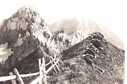 Infanterie In Bereitschaftsteliung - Passverteidigung Im Hochgebirge / Militaire / Soldats / 1914 - Altri