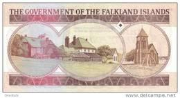 FALKLAND ISLANDS P. 15a 20 P 1984 UNC - Islas Malvinas