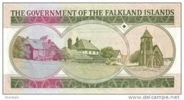 FALKLAND ISLANDS P. 18 10 P 2011 UNC - Falkland Islands