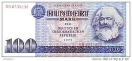 GERMANY DEMOCRATIC REPUBLIC  P. 31b 100 M 1986 UNC - [ 6] 1949-1990 : RDA - Rep. Dem. Alemana