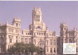 España - 2010 - Exfilna 2010 Madrid - Tarjeta 50 Años De Sofima - 1190 - España