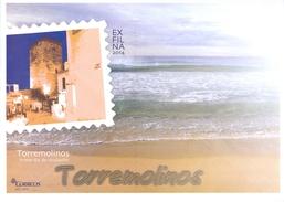 España - 2014 - Exfilna 2014 Torremolinos - Sobre Correos - 1193 - 230 Mm X 162 Mm - España