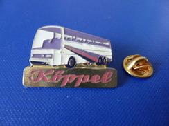 Pin´s Bus Car Köppel - Transport Personnes (JA67) - Transportation