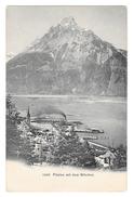 (13143-00) Suisse - Fluelen Mit Dem Gitschen - Switzerland