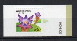 COREE DU SUD - SOUTH KOREA - FLEUR - FLOWER - 2008 - - Corée Du Sud