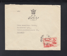 Iran Persia Cover To Germany (4) - Irán
