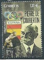 ESPAGNE SPANIEN SPAGNA SPAIN ESPAÑA 2016 OLYMPIC GAMES AMÉRICA UPAEP OLIMPIADAS BARON PIERRE DE COUBERTIN 1.30€ ED - 1931-Today: 2nd Rep - ... Juan Carlos I