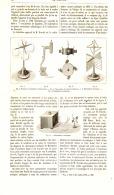 """TOURNIQUETS à SONS  """" Appareils De Rotation Acoustiques """" 1884 - Sciences & Technique"""