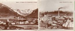 Suisse: Pochette D'Allumettes Usine Diamond S.A.Nyon Format10,5/8,5 - Boites D'allumettes