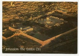 ISRAEL - AK296206 Jerusalem - The Golden City - Israel