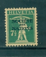 N°49 Surchargé Société Des Nations, Neuf Sans Gomme ( Cote 260 € ) - Dienstzegels