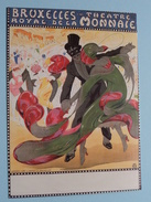 ALFRED OST ( 1884 - 1945 ) Affiche 1913 & 1916 ( Pandora ) 2 Kaarten / Anno 19?? ( Zie Foto Voor Details ) !! - Belle-Arti