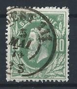 N°30, 10c Vert Dc EST III - Ambulante Stempels