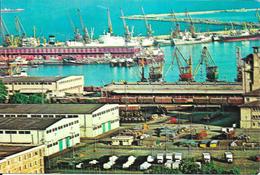 Roemenië/Romania, Constanta, Haven/Port, Ca. 1980 - Roemenië