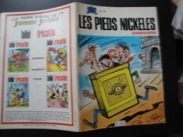 Les Pieds Nickelés Banquiers E.O. Jeunesse Joyeuse N° 114 3 Tr 81  Pellos Bon état - Pieds Nickelés, Les