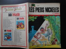 Les Pieds Nickelés  A L'Opéra  E.O. Jeunesse Joyeuse N° 94  1 Tr 77  Pellos Bon état - Pieds Nickelés, Les