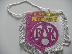 Fanion Football - AUSTRIA MEMPHIS - AUTRICHE - Habillement, Souvenirs & Autres