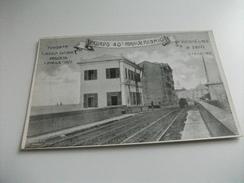 40° ANNIVERSARIO CIRCOLO SOCIALE PEGLIESE 1872  SOCIETA' A. SAFFI 1912 GENOVA PEGLI LOTTERIA N°599 - Genova (Genoa)