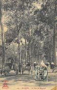 Viet-Nam - Saïgon - La Rue De Bagkok, Char à Boeuf - Edition A.F. Decoly - Viêt-Nam