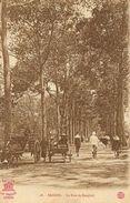 Viet-Nam - Saïgon - La Rue De Bagkok, Char à Boeuf - Edition A.F. Decoly - Carte Sépia Non Circulée - Viêt-Nam