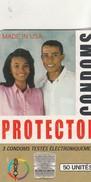 PROTECTOR  CONDOMS    N10