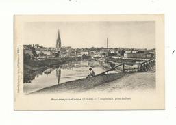 """CP.. Précurseur """" Photo édition"""" ,neuve,dos Réservé à L'adresse.... FONTENAY LE COMTE... ( 85 )............à Voir - Fontenay Le Comte"""