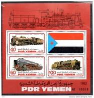 YEMEN DU SUD  BF  * *    Trains - Eisenbahnen