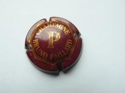 PAILLARD Bruno  N°6 Bordeaux Cote 50€ (état Moyen). Capsule De Champagne - Canard Duchêne