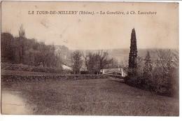 LA TOUR DE MILLERY: La Genetière, à Ch. Lacouture - France
