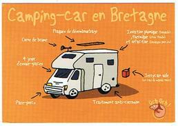 CAMPING CAR EN BRETAGNE    *****    A    SAISIR ****** - Humour