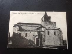 VENASQUE Eglise Paroissiale (XIIe Et XIIIe Siecles) - Altri Comuni