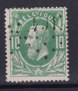 N° 30 LP 164 HAM SUR HEURE COBA  +8.00 Obliteration Faible - 1869-1883 Léopold II