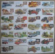 Franklin Mint Collectie History Of Transportation / Histoire Des Transports Uitzoeken Choose One - Postzegels