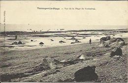 CPA De VARENGEVILLE PLAGE - Vue De La Plage De Vasterival. - Varengeville Sur Mer