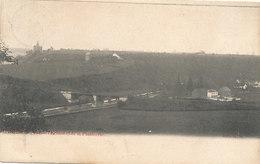 LOBBES / VUE DE L ECLUSE ET DE LA PLATINERIE 1908 - Lobbes