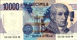 ITALIE  10000 LIRE Du 3-9-1984  Pick 112b  UNC/NEUF - [ 2] 1946-… : République