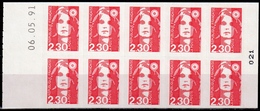 2630 C2 BRIAT 2.30 ND ADHESIF  J.O. - Date Haute 06.05.91 - Carnets