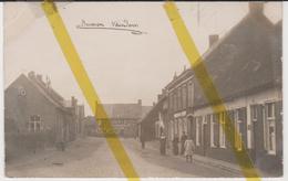 BELGIQUE FLANDRE BEVEREN CARTE PHOTO ALLEMANDE MILITARIA 1914/1918 WK1 WW1 - Roeselare