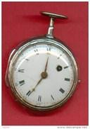 MONTRE GOUSSET COQ - A RESTAURER - Watches: Bracket