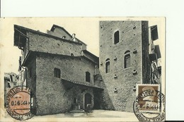 FIR12   ---    FIRENZE   --  CASA DEGLI DANTE ALIGHIERI  --   1929 - Firenze (Florence)