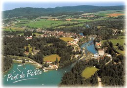 Pont De Poitte Canton Clairvaux - Altri Comuni