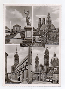 Germania - Monaco Di Baviera - Cartolina Multipanoramica - Viaggiata Nel 1954 - Vedi Foto - (FDC3652) - Muenchen